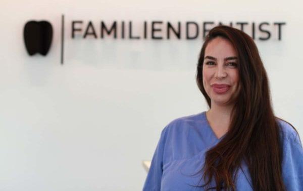 Stuhlassistenz und Hygienebeauftragte | Natalie Hentschke