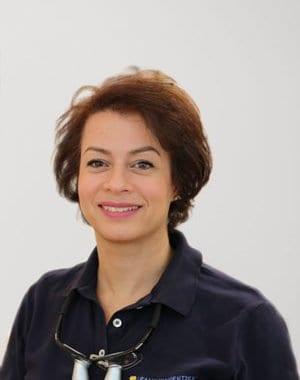 Kinderzahnärztin - Shahrzad Mokabberi